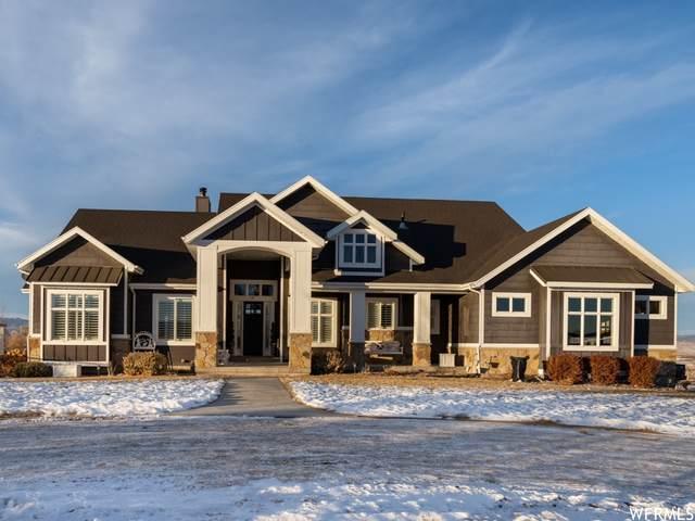 269 E 2800 S, Vernal, UT 84078 (#1721540) :: Berkshire Hathaway HomeServices Elite Real Estate