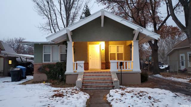 266 E 200 S, Logan, UT 84321 (#1721541) :: Big Key Real Estate