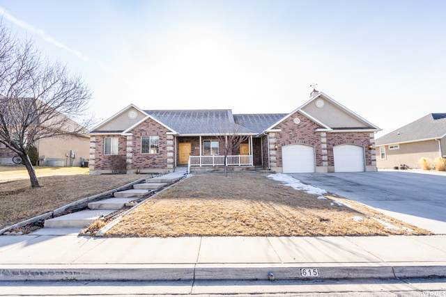 615 W 250 N, Lindon, UT 84042 (#1721547) :: Red Sign Team