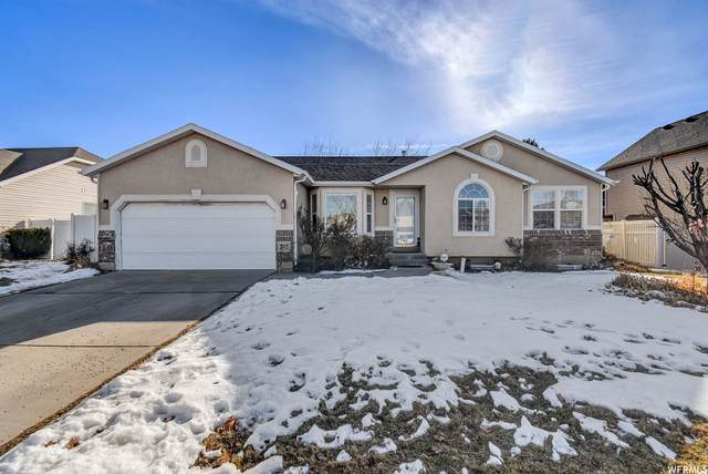 244 E 1525 N, Layton, UT 84041 (MLS #1721550) :: Summit Sotheby's International Realty