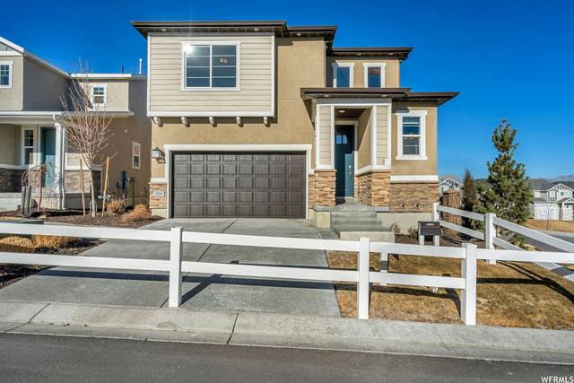 3424 W Di Stefano Ct S #101, Herriman, UT 84096 (#1721553) :: Doxey Real Estate Group