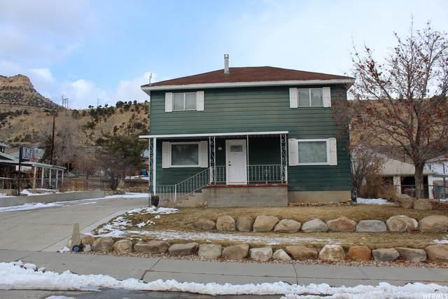 741 W Castle Gate Rd, Helper, UT 84526 (MLS #1721561) :: Lookout Real Estate Group