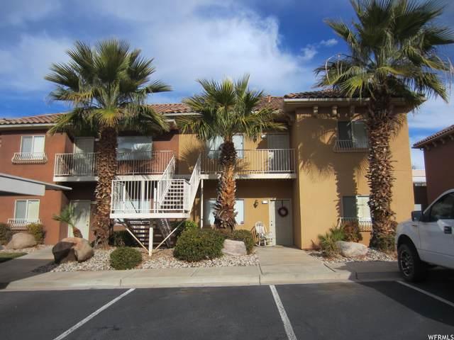 700 N Main E-8, Washington, UT 84780 (MLS #1721570) :: Lookout Real Estate Group