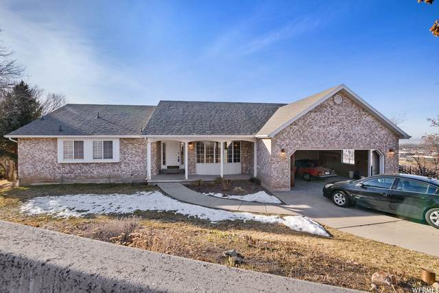 1882 Oak Ln, Provo, UT 84604 (#1721587) :: Big Key Real Estate
