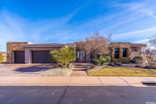 2065 W Rising Sun Dr, St. George, UT 84770 (#1721588) :: Exit Realty Success
