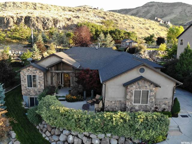 5721 W Eldora Cir S, Herriman, UT 84096 (#1721592) :: Berkshire Hathaway HomeServices Elite Real Estate