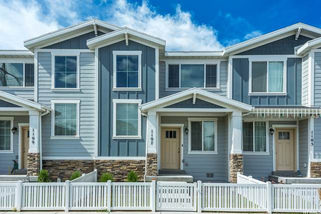 1107 W Emerald Pools Ln S, Bluffdale, UT 84065 (#1721608) :: Red Sign Team
