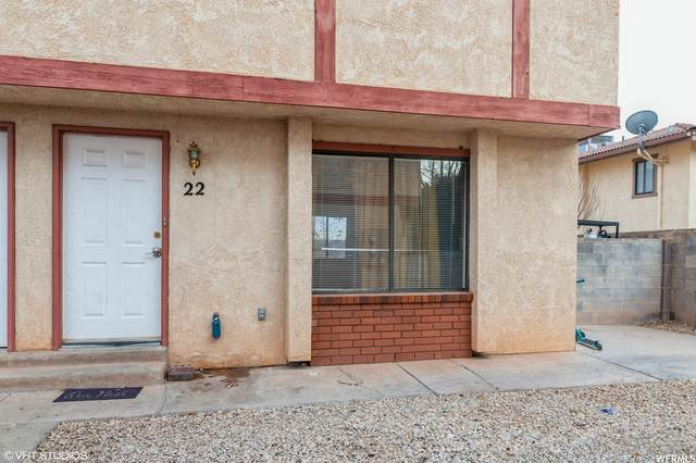 525 S 1100 E #22, St. George, UT 84790 (#1721610) :: Big Key Real Estate