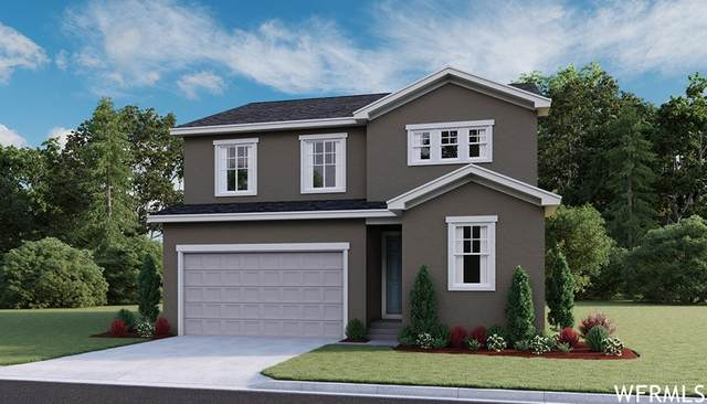 368 W Box Dr #623, Stansbury Park, UT 84074 (#1721615) :: Red Sign Team