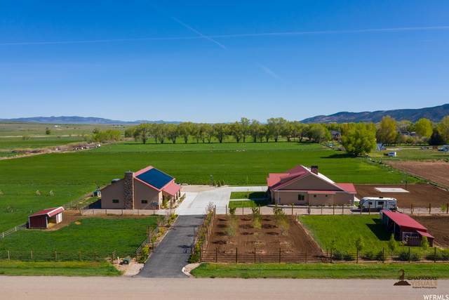 338 W Center St, Kanarraville, UT 84742 (MLS #1721617) :: Lawson Real Estate Team - Engel & Völkers