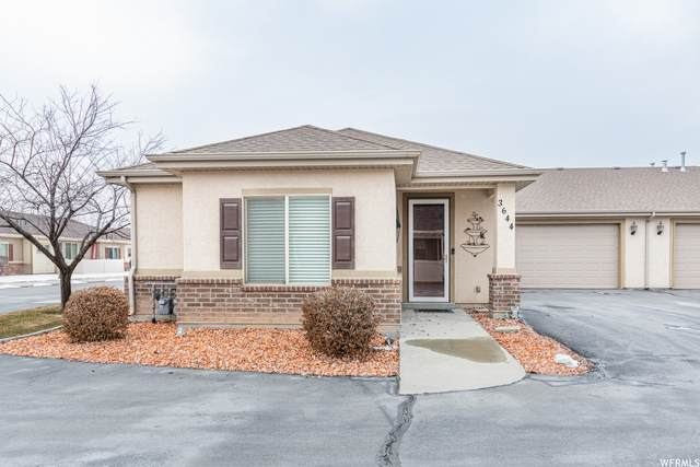 3644 S Cousin Cv #1, West Valley City, UT 84120 (#1721620) :: Colemere Realty Associates