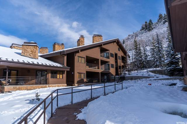 2700 Deer Valley Dr B302, Park City, UT 84060 (#1721636) :: Powder Mountain Realty