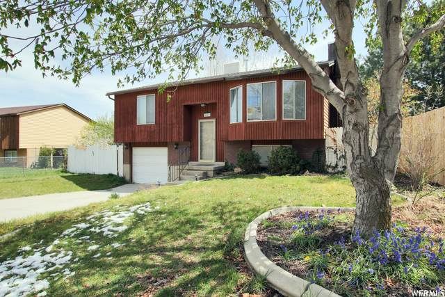 5481 S 3570 W, Taylorsville, UT 84129 (#1721662) :: Red Sign Team