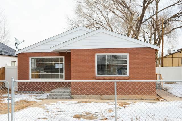 419 S 200 E, Vernal, UT 84078 (#1721663) :: Berkshire Hathaway HomeServices Elite Real Estate