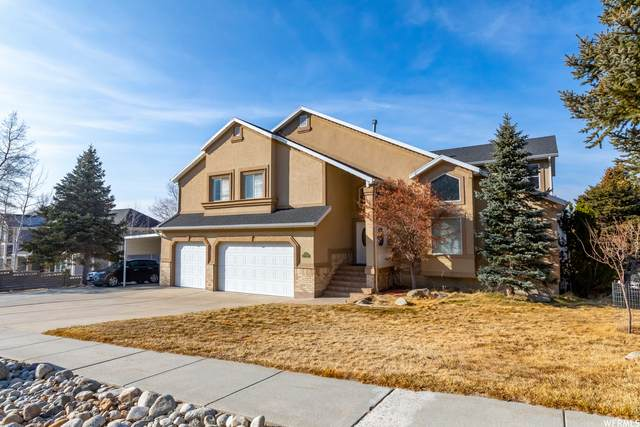 11532 S Cassowary Dr E, Sandy, UT 84092 (#1721674) :: REALTY ONE GROUP ARETE