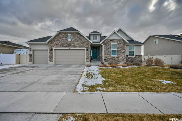 394 E Rockwood Way, Stansbury Park, UT 84074 (#1721690) :: Red Sign Team