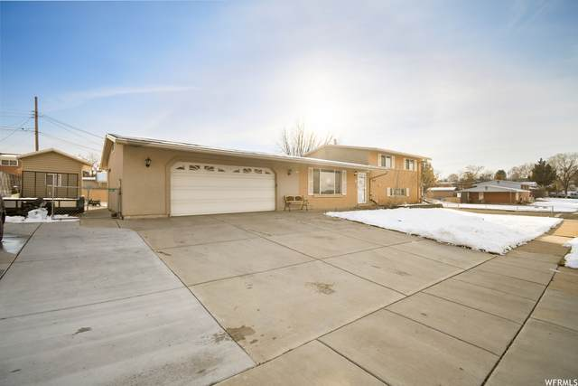 293 W 5200 S, Ogden, UT 84405 (#1721693) :: REALTY ONE GROUP ARETE