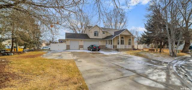 862 S Beck Ct, Saratoga Springs, UT 84045 (#1721708) :: Red Sign Team