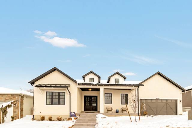 9269 S San Giorgio Ln #342, Cottonwood Heights, UT 84093 (#1721722) :: Belknap Team