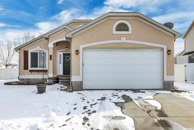 86 Fairway Dr, Stansbury Park, UT 84074 (#1721746) :: Colemere Realty Associates