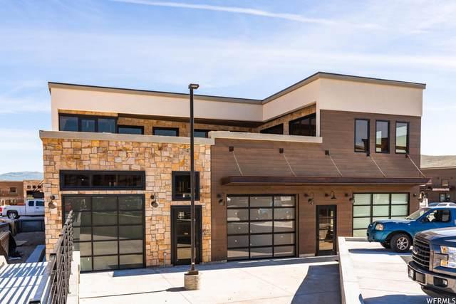 4554 N Forestdale Dr #32, Park City, UT 84098 (MLS #1721749) :: Lookout Real Estate Group
