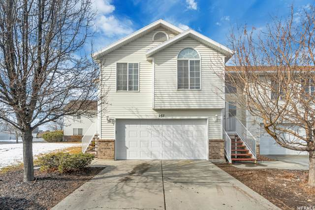 257 N 600 W, Layton, UT 84041 (#1721775) :: Red Sign Team