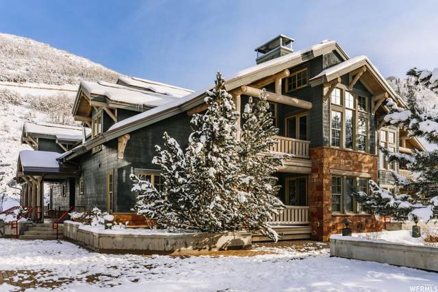 2900 Deer Valley Dr E C-218, Park City, UT 84060 (#1721808) :: Utah Dream Properties