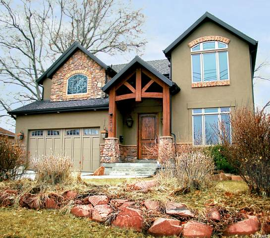 2134 E 2700 S, Salt Lake City, UT 84109 (#1721817) :: REALTY ONE GROUP ARETE