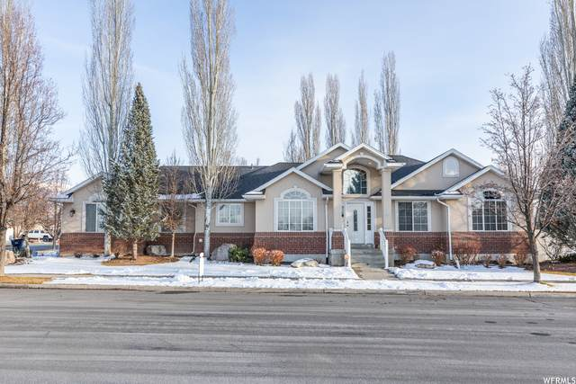 1277 W Granite Dr, Layton, UT 84041 (#1721819) :: REALTY ONE GROUP ARETE