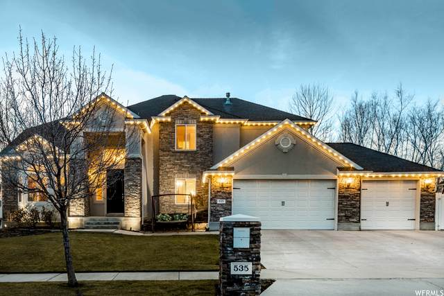 535 N 1330 E, Lehi, UT 84043 (#1721834) :: RE/MAX Equity