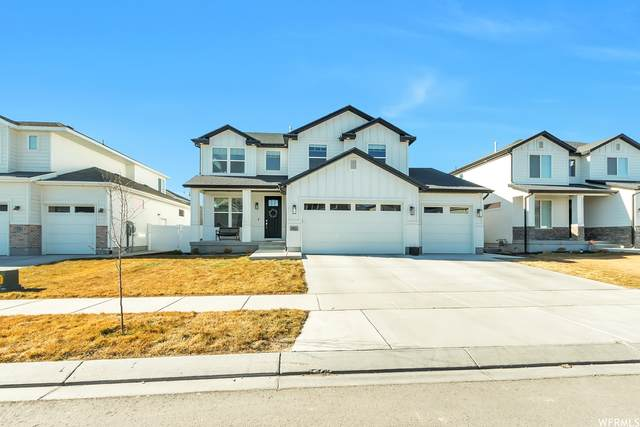 70 S Serrata Ln, Vineyard, UT 84059 (#1721844) :: REALTY ONE GROUP ARETE