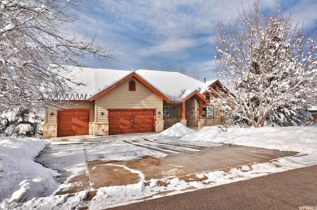 8943 Daybreaker Dr, Park City, UT 84098 (#1721883) :: The Lance Group