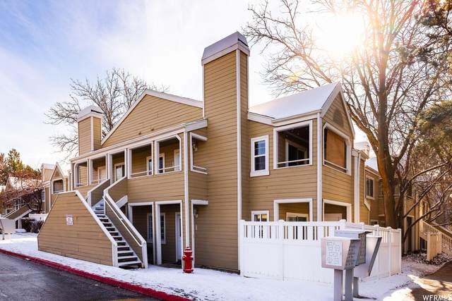 1472 E Foxboro Dr #1, Salt Lake City, UT 84106 (#1721912) :: Big Key Real Estate