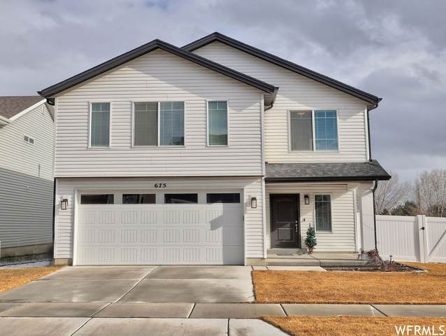 675 S Mayor Place Dr, American Fork, UT 84003 (#1721984) :: Bustos Real Estate | Keller Williams Utah Realtors