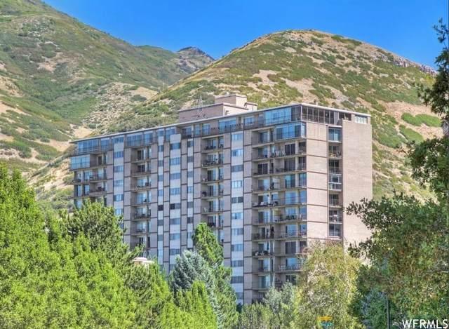 875 S Donner Way E #1409, Salt Lake City, UT 84108 (#1722009) :: Livingstone Brokers
