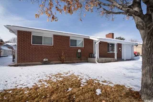 78 S Dale Ave, Vernal, UT 84078 (MLS #1722030) :: Lawson Real Estate Team - Engel & Völkers