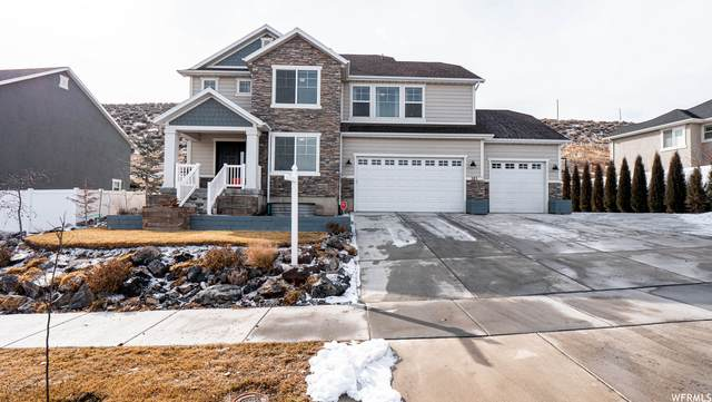 163 W Parkside Dr, Saratoga Springs, UT 84045 (#1722059) :: Utah Dream Properties