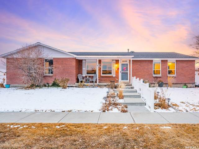 2099 W Carriage Ave S, Riverton, UT 84065 (#1722078) :: Red Sign Team