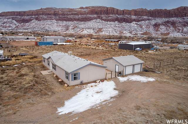 4850 Spanish Dr, Moab, UT 84532 (#1722128) :: Powder Mountain Realty