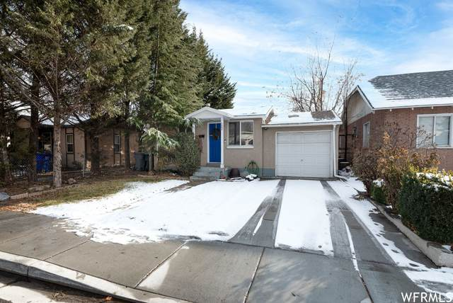 152 E Sunset Ave, Salt Lake City, UT 84115 (#1722155) :: Livingstone Brokers