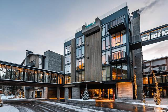7520 Royal St #321, Park City, UT 84060 (#1722195) :: REALTY ONE GROUP ARETE