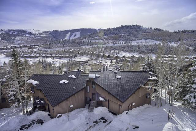 1320 Pinnacle Dr #78, Park City, UT 84060 (#1722206) :: Livingstone Brokers
