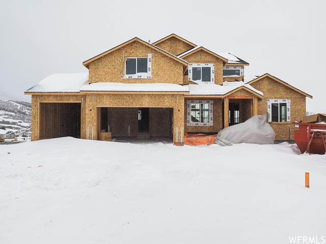 2348 E Snowy Peak Dr, Draper, UT 84020 (#1722218) :: Red Sign Team
