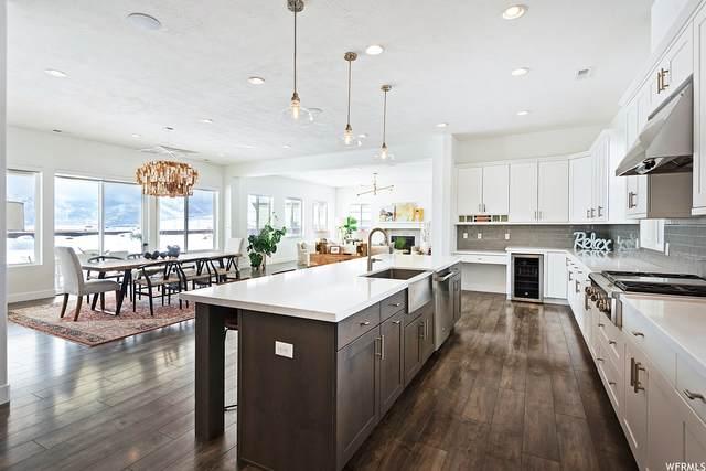279 E Wasatch Way, Park City, UT 84098 (#1722288) :: Berkshire Hathaway HomeServices Elite Real Estate