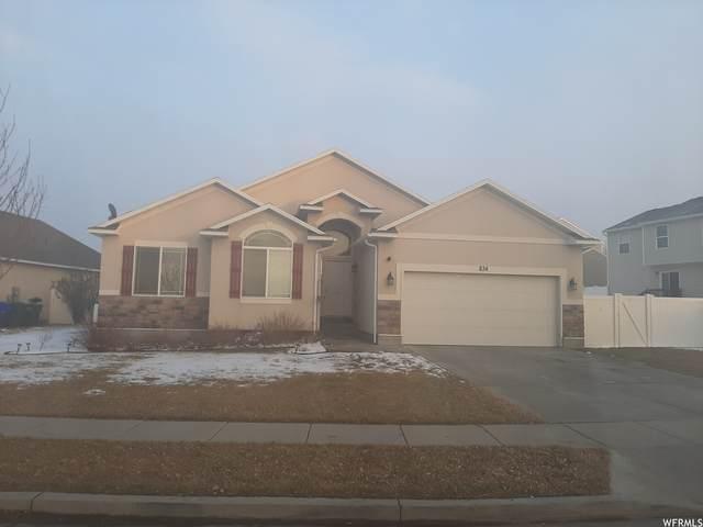 834 N 200 W, Tooele, UT 84074 (#1722298) :: Bustos Real Estate | Keller Williams Utah Realtors