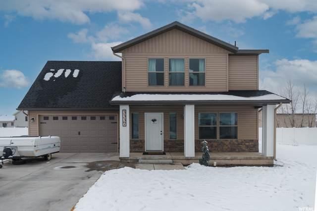 3337 S 1380 W, Nibley, UT 84321 (#1722385) :: Red Sign Team