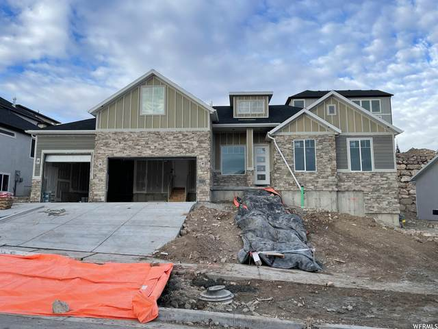 3133 S Hollow Way, Saratoga Springs, UT 84045 (#1722386) :: Red Sign Team