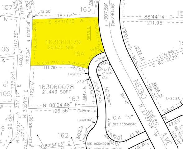 3873 N Nebo Ave #164, North Ogden, UT 84414 (#1722412) :: Powder Mountain Realty