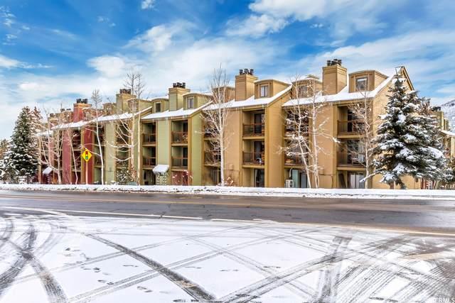 1530 Empire Ave #216, Park City, UT 84060 (MLS #1722440) :: Summit Sotheby's International Realty