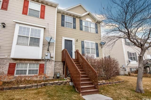 5684 W Braemar Ct, West Valley City, UT 84128 (#1722455) :: Big Key Real Estate